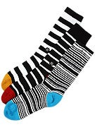 Stance 3 Of A Kind Three Amigos Socks  Black