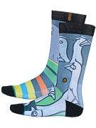 Stance Todd Francis Socks Blue
