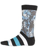 Stance Toner Socks  White