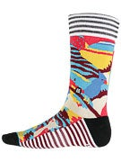 Stance Polly Socks  Tropical