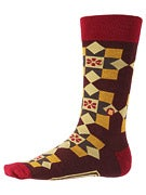 Stance Tyler Warren Socks  Brown