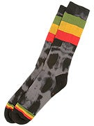 Stance The Reserve Uprising Socks  Rasta