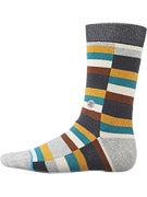 Stance Vanish Socks  Grey