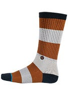 Stance Waldorf Socks Orange