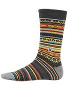 Stance Winston Socks  Grey Heather