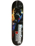 Sugar Mario Saenz Monster Trucks Deck 8.0 x 31.5