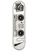 Skate Warehouse Sound Off Boombox Deck 8.12 x 31.8