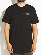 Skate Warehouse Banner Logo T-Shirt