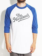 The Hundreds Alder 3/4 Sleeve Shirt