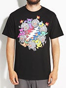 The Hundreds x Grateful Dead Circle T-Shirt