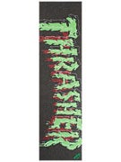 Thrasher Drip Griptape by Mob  Green