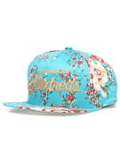 The Hundreds Team Hawaiian Snapback Hat