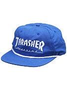 Thrasher Logo Rope Snapback Hat