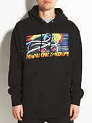 The Hundreds x Hook Ups Red Eyes Hoodie