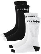 Thrasher Skate and Destroy Socks 2 Pack