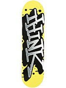 Think Spray Tag Yellow/Black Deck  8.125 x 32