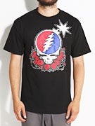 The Hundreds x Grateful Dead Steal Your Face T-Shirt