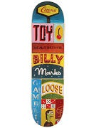 Toy Machine Marks Signs Deck 8.125 x 31.5