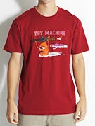 Toy Machine Blood River T-Shirt