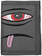 Toy Machine Bloodshot Face Velcro Wallet