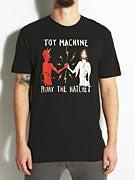 Toy Machine Bury The Hatchet II T-Shirt