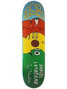 Toy Machine Lutheran Heads Up Deck 8.5 x 32.125