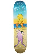 Toy Machine Templeton Beach Life Deck 8.0 x 32
