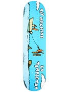 Toy Machine Templeton Jump the Shark Deck  8.25 x 31.86
