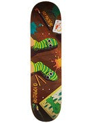 Toy Machine Templeton Socks Deck 8.125 x 31.875