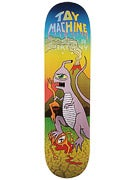 Toy Machine Harmony Tyrannosect Deck 8.375 x 32.125