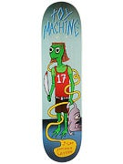 Toy Machine Layton Ginger Mullet Deck 8.0 x 31.75