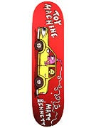 Toy Machine Bennett Hustle Mission Deck  8.25 x 31.875