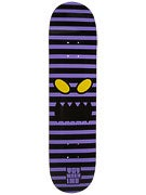 Toy Machine Monster Face Stripe Deck 7.875 x 31
