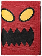 Toy Machine Monster Face Velcro Wallet