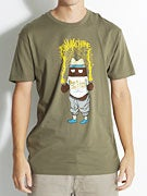 Toy Machine Poo Poo F.U. T-Shirt