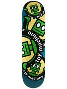 Toy Machine Robot Green Deck 8.75 x 32.375