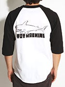 Toy Machine Seal Raglan Shirt