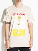 Toy Machine Skating Girl T-Shirt