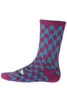 Toy Machine Sect Hounds Crew Socks