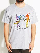 Toy Machine Sharp Words T-Shirt