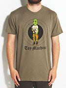 Toy Machine Survivalist Turtle Boy T-Shirt