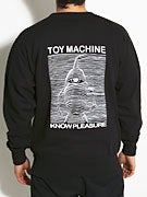 Toy Machine Toy Division Crew Sweatshirt