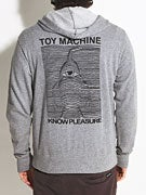 Toy Machine Toy Division Premium Hoodzip