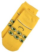 Toy Machine Transmissionator Ankle Socks