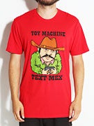 Toy Machine Text Mex T-Shirt
