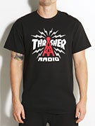 Thrasher Radio Logo T-Shirt