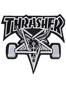 Thrasher Skategoat Black Patch