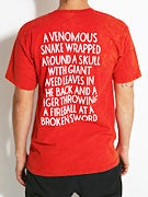 Tired Text T-Shirt