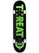 Threat by Zero Standard Green Complete  7.75 x 31.5