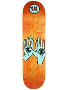 T.U. All Seeing Eyes Deck  8.25 x 31.9